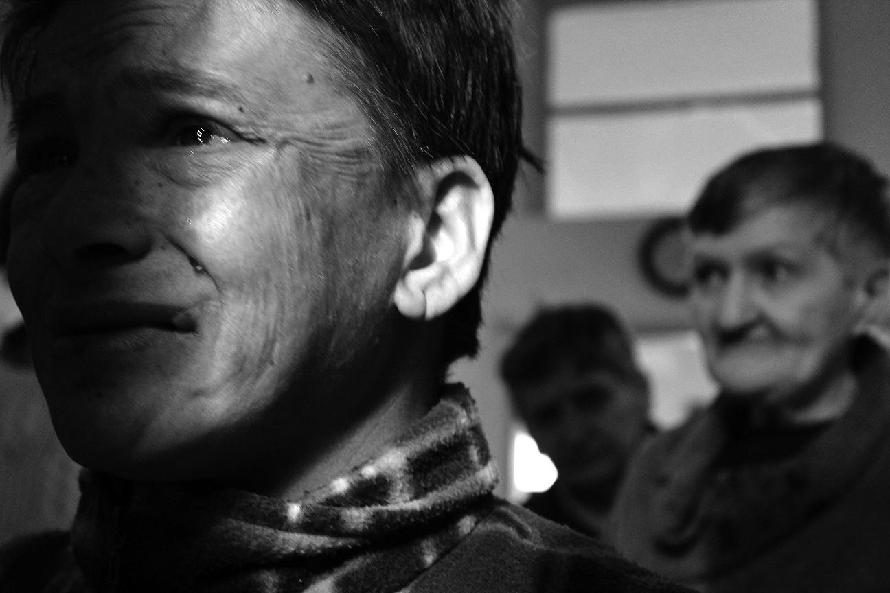 INTEGRAZIONE SOCIALE - volti nel Ospedale Psichiatrico di Gornja Toponica - Progetto Mental Health ParTN&RS. Foto Claudio Agostini