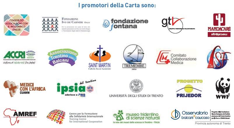 Promotori Carta di Trento