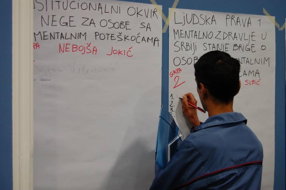 Gruppi di lavoro - Forum delle associazioni 10 ottobre 2013