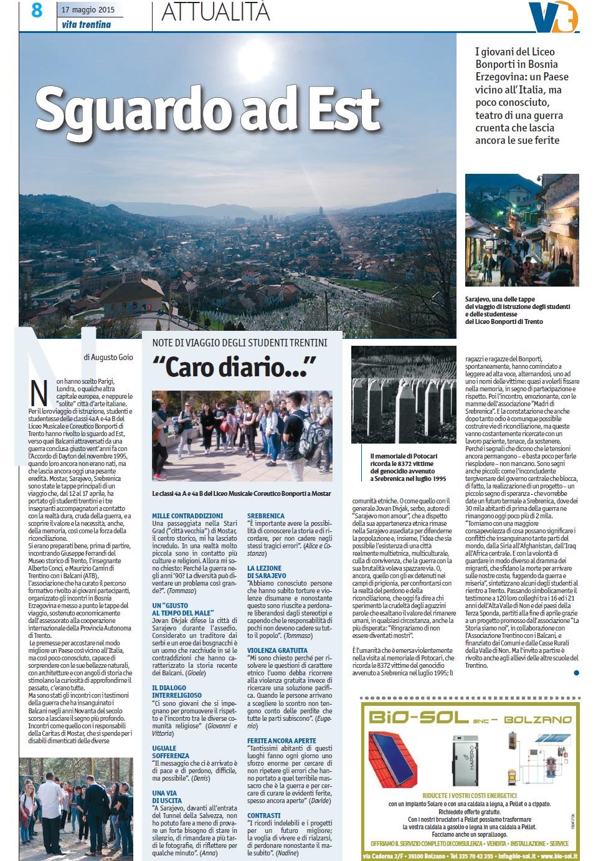 VT articolo